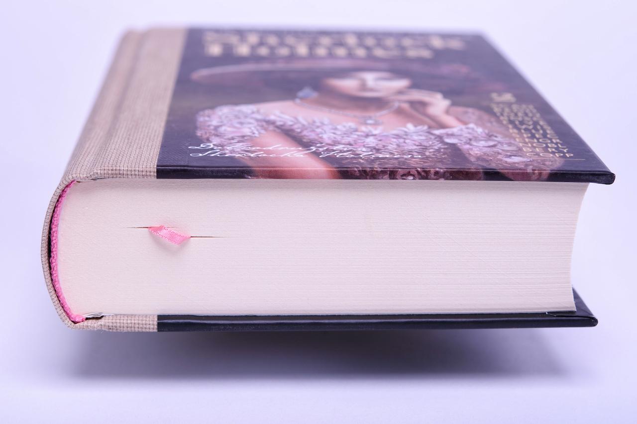 Book Binding Text